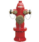Ground Fire Hydrant